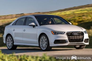 Insurance rates Audi A3 in Oklahoma City