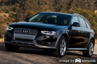 Insurance rates Audi Allroad in Oklahoma City