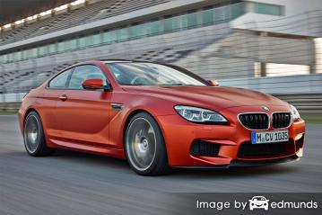 Insurance rates BMW M6 in Oklahoma City
