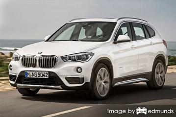Insurance rates BMW X1 in Oklahoma City