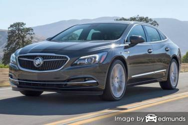 Insurance rates Buick LaCrosse in Oklahoma City