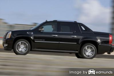 Insurance rates Cadillac Escalade EXT in Oklahoma City