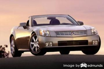 Insurance quote for Cadillac XLR in Oklahoma City