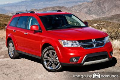 Insurance quote for Dodge Journey in Oklahoma City
