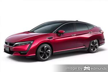 Insurance quote for Honda Clarity in Oklahoma City