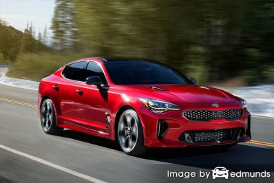Insurance for Kia Stinger