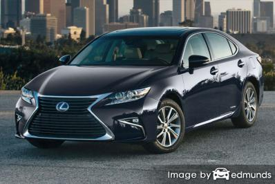 Insurance quote for Lexus ES 300h in Oklahoma City