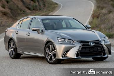 Insurance quote for Lexus GS 200t in Oklahoma City