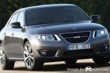 Insurance quote for Saab 9-5 in Oklahoma City