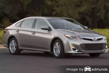 Insurance for Toyota Avalon