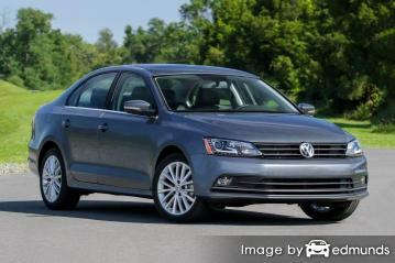 Insurance quote for Volkswagen Jetta in Oklahoma City