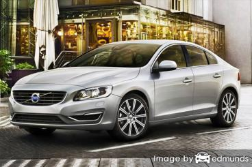 Insurance quote for Volvo S60 in Oklahoma City