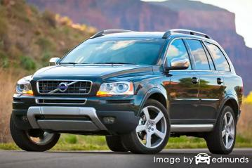 Insurance quote for Volvo XC90 in Oklahoma City